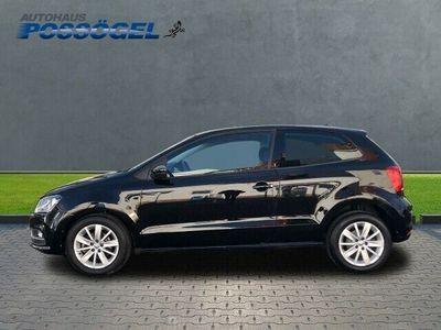 gebraucht VW Polo Comfortline KLIMA NAVI