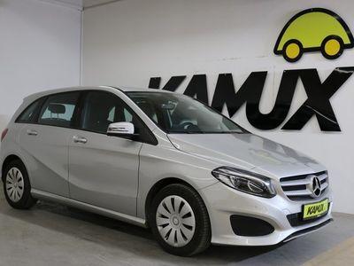 gebraucht Mercedes B220 CDI 7G-Tronic +LED +PDC +Navi +Kamera +EURO 6