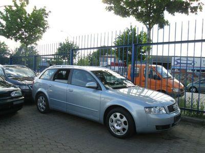 gebraucht Audi A4 Avant 1.9 TDI klima 96-kw 131 ps