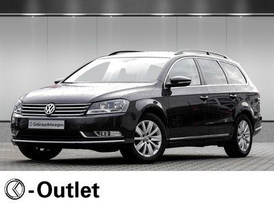 gebraucht VW Passat Variant 1.4 TSI BMT Comfortline Klima/ALU/SHZ/PDC