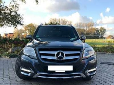 gebraucht Mercedes GLK250 BlueTEC 4Matic 7G-TRONIC