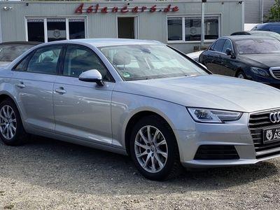 gebraucht Audi A4 Automatik+1.Hd+PDC+Alu Wenig-KM