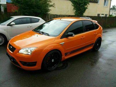 gebraucht Ford Focus ST Mk2 Electric Orange 5-Türer ...