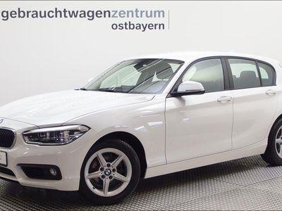 gebraucht BMW 118 d 5-Türer Aut. LED/Tempomat/Regensensor