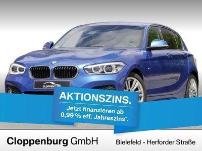 gebraucht BMW 120 dA M Sportpaket LED Facelift Tempomat Leas.