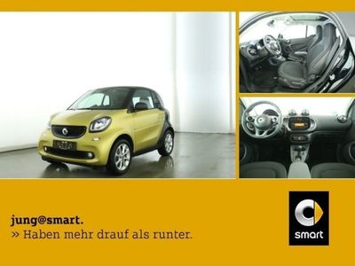 gebraucht Smart ForTwo Coupé passion/twinamic/Cool&Audio