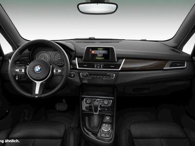gebraucht BMW 218 Active Tourer d xDrive Luxury Line Navi LED