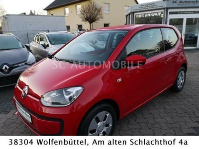 gebraucht VW up! up! move ecoBlueMotionTechnology - (ERDGAS)