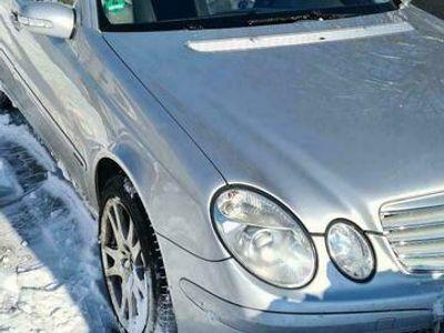 gebraucht Mercedes E200 kompressor LPG