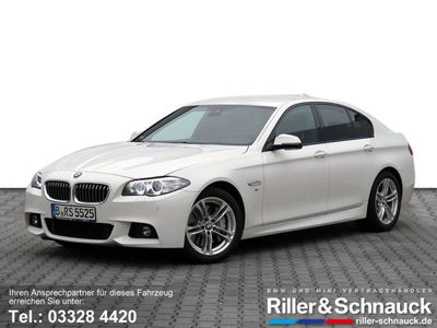 gebraucht BMW 525 dA xDrive M-Sportpaket HEAD-UP NAVI PRO XE