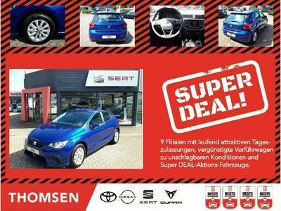 gebraucht Seat Ibiza Style 1.0 TSI 70 kW (95 PS) 5-Gang DAB GJR