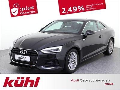 gebraucht Audi A5 Coupé 2.0 TFSI S tronic Navi DAB Kamera