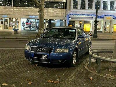 gebraucht Audi A4 Cabriolet 3.0L 220PS LPG