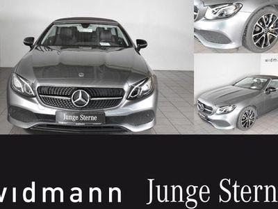 gebraucht Mercedes E200 Cabrio Night-Paket*LED*Navi*PTS*