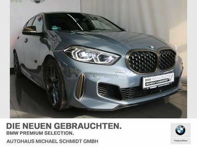 gebraucht BMW M135 i xDrive PANORAMA+HEAD UP+WLAN+LIVE COCKPIT+