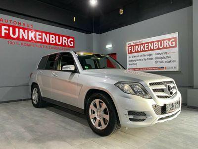 gebraucht Mercedes GLK350 CDI 4-Matic AUT*NAVI*PANO*AHK*PDC*H-K