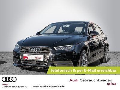 gebraucht Audi A3 Sportback 1.8TFSI qu. Ambiente S tro. *NAVIplus*SHZ*LED*