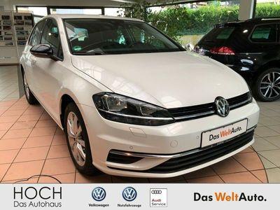 gebraucht VW Golf VII 1.0 TSI IQ.Drive+Navi+ACC+BT+PDC+USB