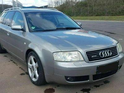 gebraucht Audi A6 2.7T quattro Avant Bi-TURBO