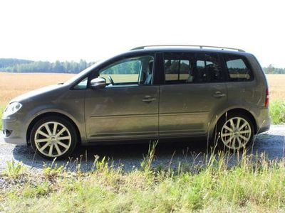 gebraucht VW Touran 1.9 TDI DPF R-Line Edition