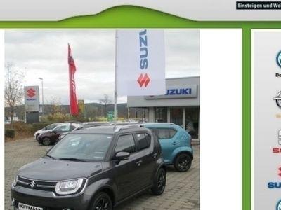 gebraucht Suzuki Ignis Dualjet AGS Comfort+