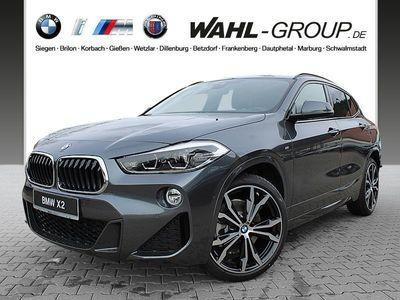 gebraucht BMW X2 sDrive20i M Sportpaket HiFi DAB LED RFK Navi