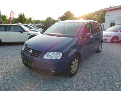 usado VW Touran 1.9 TDI Basis/Klimatronik/Sitzh/Eur4