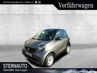 gebraucht Smart ForTwo Coupé 66 kW turbo twinamic Pano.-Dach