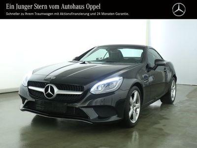 gebraucht Mercedes 200 SLCNavi+AIRSCARF+Pano.-Dach+LED+Park-Assist
