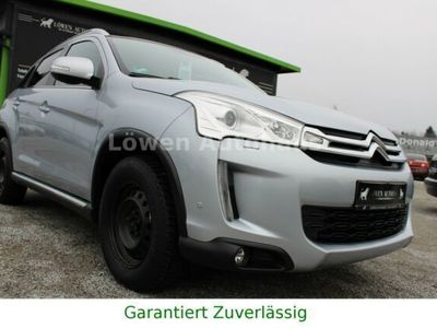 gebraucht Citroën C4 Aircross Exclusive 4WD