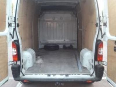 gebraucht Renault Master 2.5 dCi 120 FAP L1H1