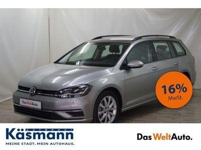 gebraucht VW Golf VII Variant Comfortline VII Comfortl LED Navi ACC PDC