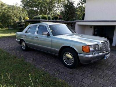 używany Mercedes 420
