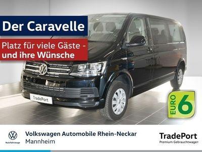 gebraucht VW Caravelle T6Comfortline 2.0 TDI LR Navi 9-Sitze GRA Tel. uvm