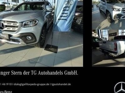 gebraucht Mercedes X250 4MATIC POWER ED+COMAND+LED+AHK+360KAM+JST