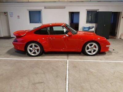 gebraucht Porsche 993 Turbo Lückenloses Scheckheft