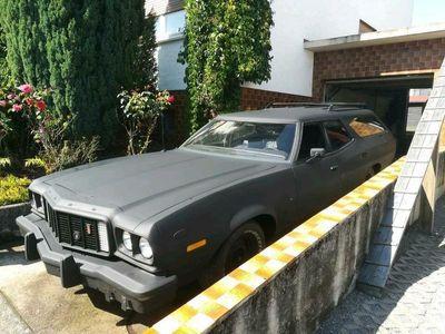 gebraucht Ford V8 Gran Torino Kombi Bad Ass Big Block 7,5 Liter