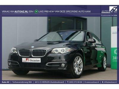 gebraucht BMW 518 518 d Luxury Edition Automatik