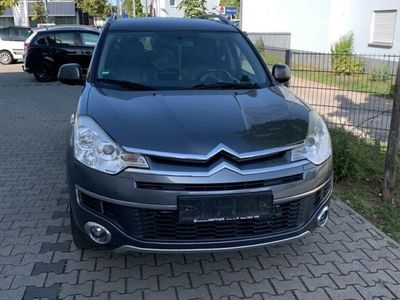 gebraucht Citroën C-Crosser FAP