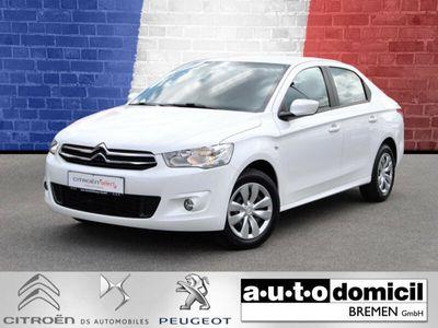 gebraucht Citroën C-Elysee I Selection PT 82 Klima+Radio+Bluetooth