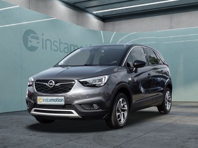 gebraucht Opel Crossland X Crossland XINNOVATION 1.2AT KLIMAAUTO LED PDC