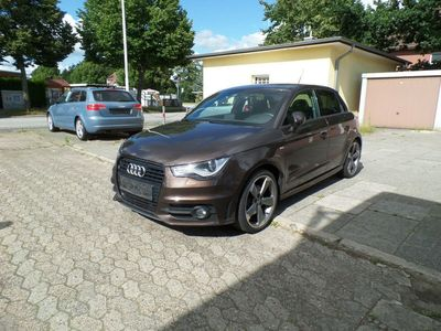 gebraucht Audi A1 Sportback S line Sportpaket