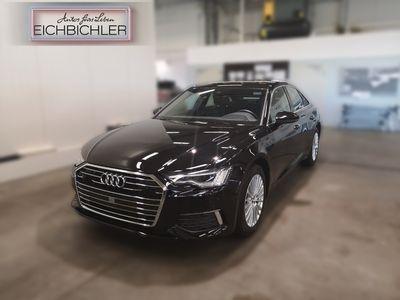 gebraucht Audi A6 Limousine Design 40 TDI S tronic LED Navi Kamera Automatik Bremsass