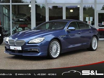 gebraucht Alpina B6 Gran Coupe Biturbo /Sitzbelüftung/LED/Pano/TV