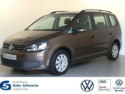 gebraucht VW Touran 1.6 TDI Trendline 7-Sitzer Rückfahrkamera