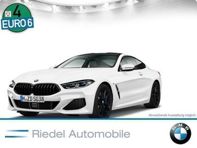 käytetty BMW 840 d xDrive Coupe M Sportpaket Laserlicht DA
