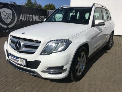 gebraucht Mercedes GLK200 CDI Automatik/Navi/Klima/Tempomat