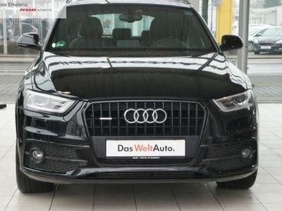 gebraucht Audi Q3 2.0 TFSI quattro S-line Competition Xenon,