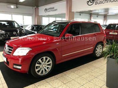 gebraucht Mercedes GLK220 CDI 4-Matic BE Automatik*1Hd*EUR5*TOP