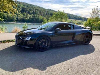 gebraucht Audi R8 Coupé schwarzer lauterV10 Plus Garantie...